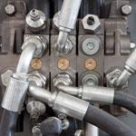 Hydraulics - hydraulic hose, fittings